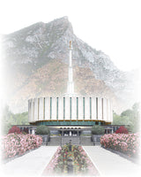 Provo Temple - Celestial Series