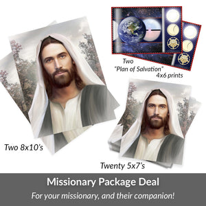 Resurrection and the Life - Missionary Package Deal