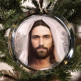 """Resurrection and the Life"" Tree Ornament"