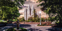 Salt Lake Temple #4
