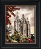 Salt Lake Temple #8