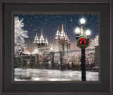 Salt Lake Temple - Silent Night