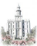 St. George Temple - Celestial Series