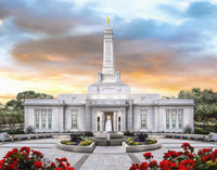 Indianapolis Indiana Temple - A Place of Safety