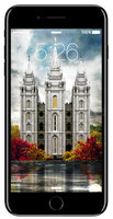 Salt Lake Temple- Phone Screen Digital Image