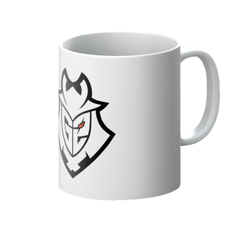 G2 2019 Black Logo Mug - G2 Esports Official Shop