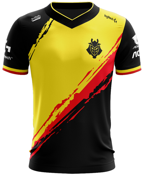 G2 Limited Edition Belgium Jersey - G2 Esports Official Shop