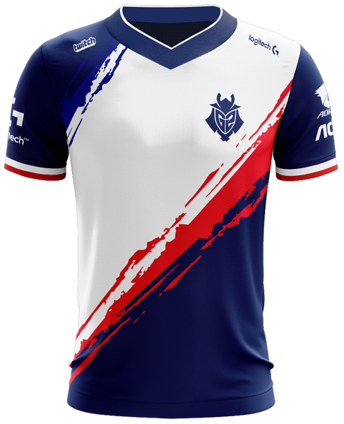G2 Limited Edition France Jersey - G2 Esports Official Shop