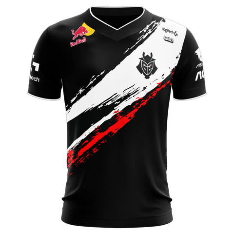 G2 2019 Red Bull Player Jersey - G2 Esports Official Shop