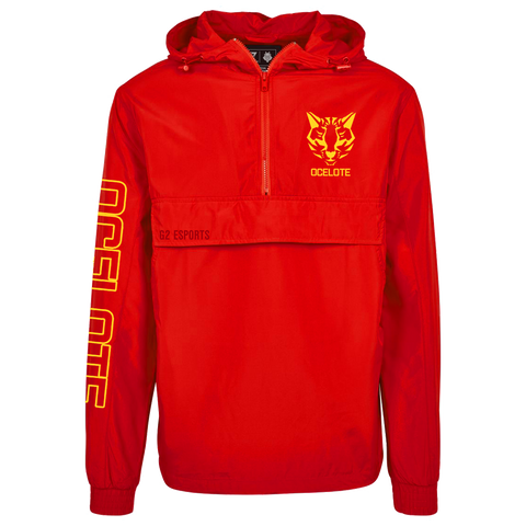 ocelote Anorak Jacket - G2 Esports Official Shop