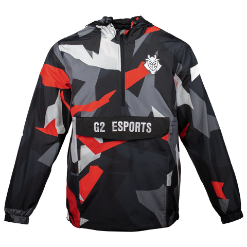 G2 O.T.S. Anorak - G2 Esports Official Shop