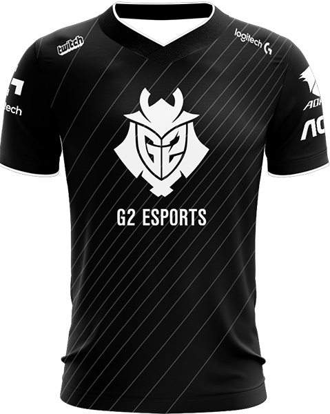 G2 Esports Player Jersey - G2 Esports Official Shop