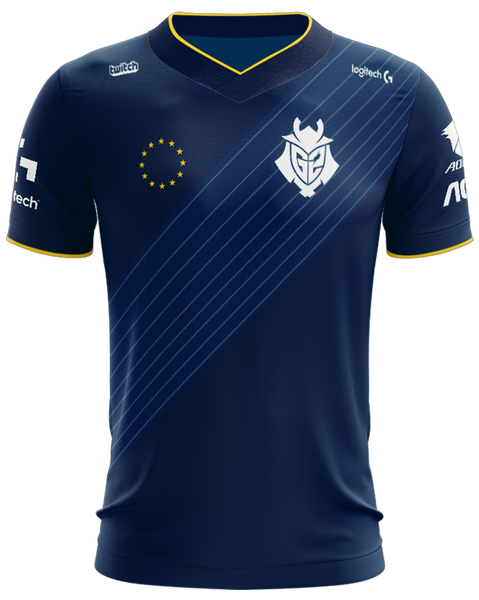 G2 EU Player Jersey - G2 Esports Official Shop