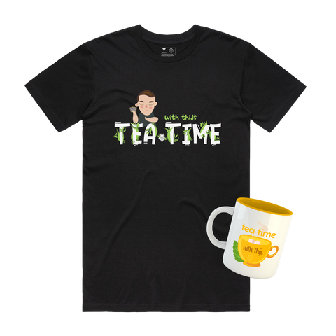 G2 Thijs Tea Time - Tee & Mug Bundle - G2 Esports Official Shop
