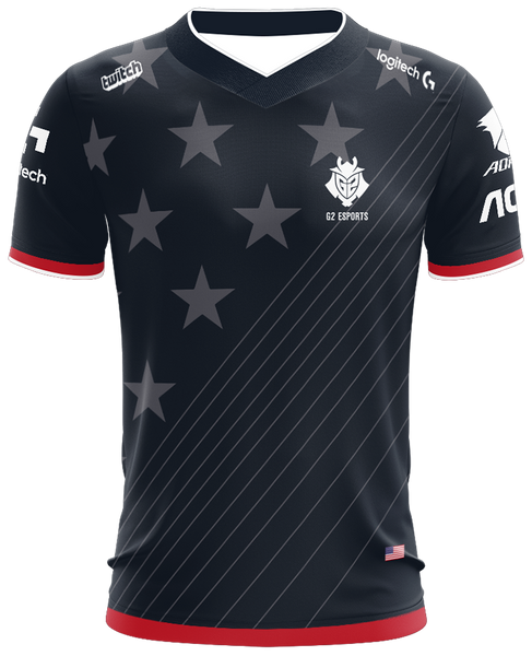 G2 USA Jersey - G2 Esports Official Shop