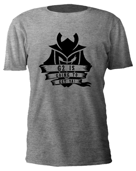 "G2 Esports - ""Going to get ya"" T-shirt - G2 Esports Official Shop"