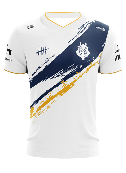 G2 2019 MSI Player Jersey - G2 Esports Official Shop