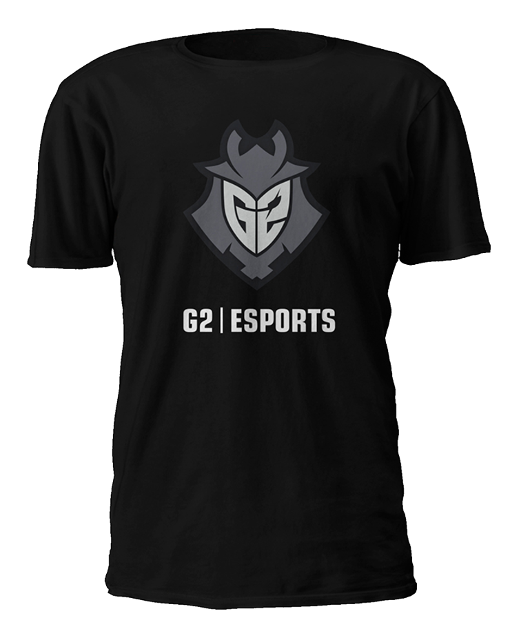 G2 Esports Logo T-Shirt - G2 Esports Official Shop