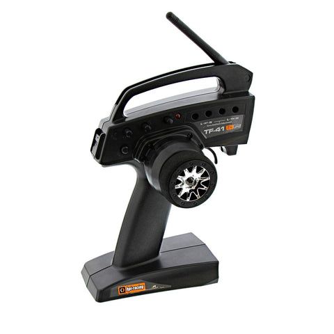 HPI TF-41 2.4GHz 3 Channel RADIO & AA BATTERIES (Receiver Savage X SS XL XS Flux