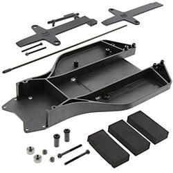 HPI 1/10 E-Firestorm 10T Flux CHASSIS, BATTERY BRACE, FOAM BLOCKS THUMBSCREWS by HPI Racing