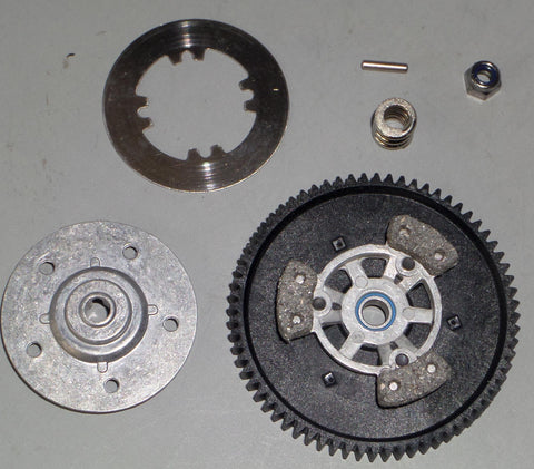 Traxxas Summit 1/10 Slipper Clutch with Spur Gear