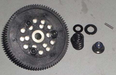Axial SCX10 Jeep Wrangler Spur Gear with Slipper Clutch