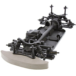 HPI 1/10 RS4 Sport 3 Flux ROLLER ROLLING CHASSIS w/Differential & Suspension