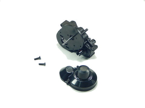 Team Associated SC10 RS Rear Differential With Gears Transmission Plate & Cover