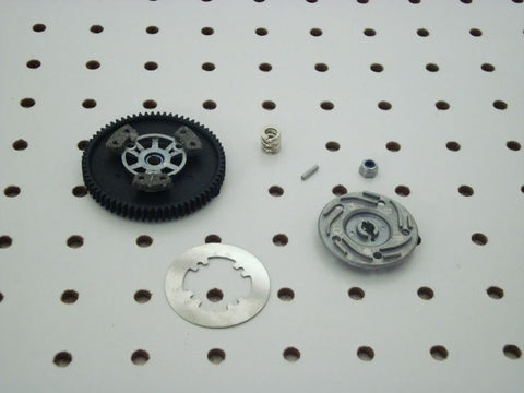 TRAXXAS SUMMIT 1/10 SLIPPER CLUTCH ASSMEBLY & 68 TOOTH SPUR GEAR