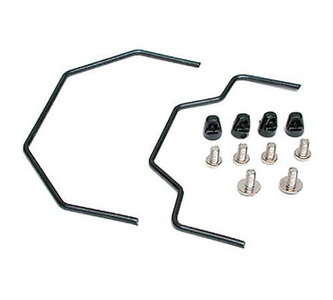 Traxxas 4875 Front and Rear Sway Bar Set, 4-Tec 3.3