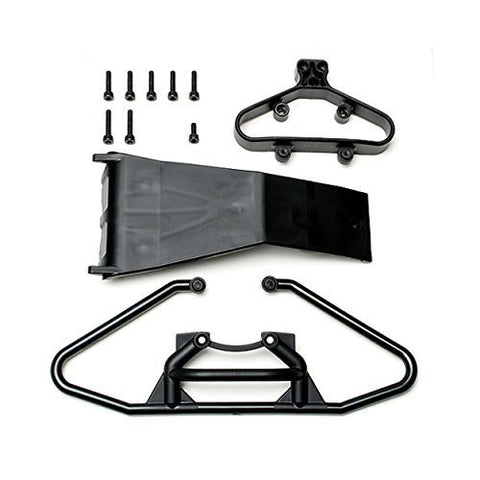 Team Associated 91098 4 x 4 Front Bumper Set by Team Associated