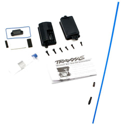 Traxxas Bandit VXL WATERPROOF RECEIVER BOX, GREASE, GASKET & ANTENNA TUBE