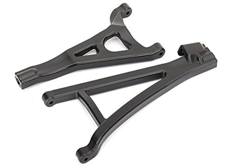 Traxxas 8632 Front Left Heavy-Duty Suspension Arms, Black
