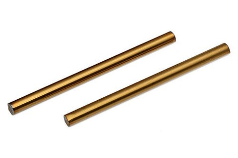 Team Associated 91128 Factory Team Ti-Nitride Rear Inner Hinge Pin set
