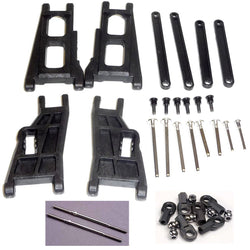 Traxxas Stampede 2wd XL-5 VXL SUSPENSION ARMS, TURNBUCKLES, HINGE PINS & SCREWS