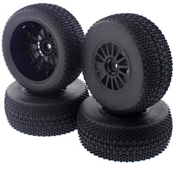Team Associated 1/10 ProSC ProLite * SC10RS TIRES, WHEELS & FOAMS 12mm Hex Rim