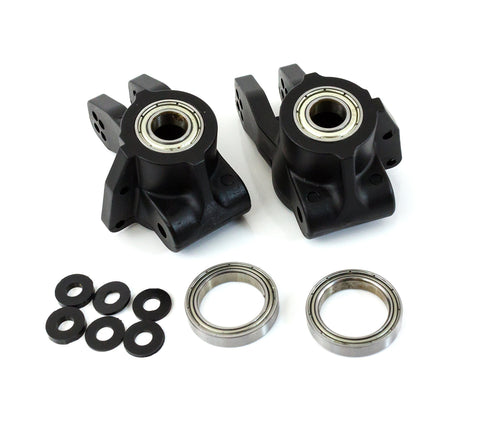 Arrma Kraton 6S BLX V2 Rear Hub Carrier Set with Bearings (Extended) AR330404