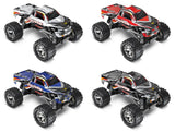 Traxxas RTR 1/10 Stampede with Water Proof XL-5 and 7 Cell Battery with Charger (Colors May Vary)