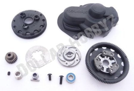 Traxxas 1/10 Slash 2WD * 90T & 86T SPUR GEAR & SLIPPER CLUTCH * 5804