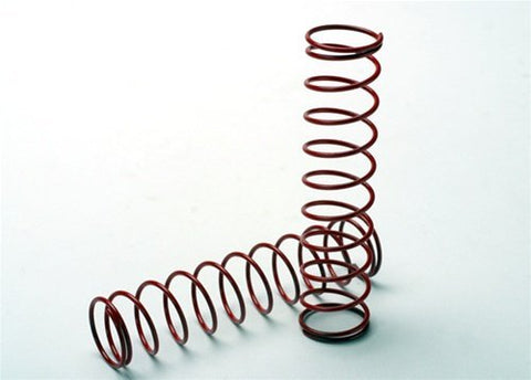 Traxxas TRA4957 Springs for Ultra Shocks Only - Red
