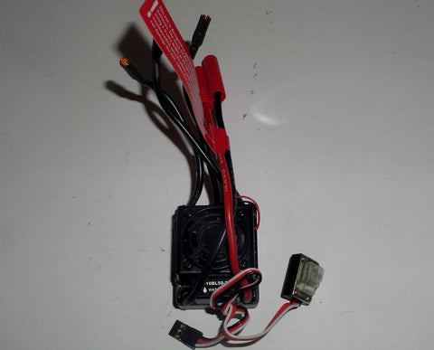 Redcat Racing Blackout XTE Pro Truck Brushless Speed Control or ESC