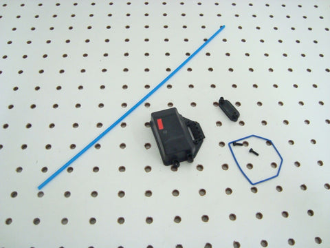 TRAXXAS GRAVE DIGGER 1/16 WATERPROOF RECEIVER BOX & SEAL & ANTENNA TUBE 7024