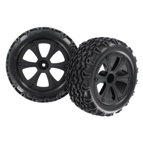 Redcat Racing Blackout Tire Unit