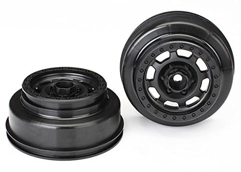 Traxxas 8473 Desert Racer Wheels, Gray