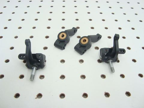 TRAXXAS NITRO STAMPEDE F & R AXLES AXLE CARRIERS HUBS & BUSHINGS 1952 1675 2536