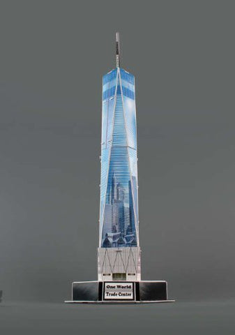 One World Trade Center 3D Puzzle, 23-Piece by Daron