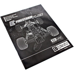 HPI 1/10 E-Firestorm 10T Flux INSTRUCTION MANUAL & PARTS LIST Exploded Views