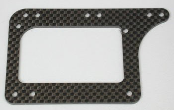 Team Associated 8461 FT Carbon Lower Pod Plate