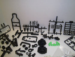 AXIAL GRAVE DIGGER SPARE PARTS KIT - OVER 50+ PIECES!