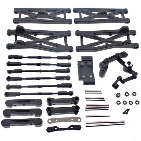 HPI 1/10 E-Firestorm 10T Flux ARMS TIE RODS TURNBUCKLES HINGE PINS MOUNTS SERVO